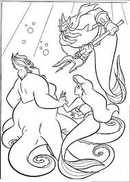 Small Picture The Little Mermaid 2 Baby Melody Coloring Pages High cladeen