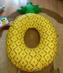 Обзор от покупателя на <b>Круг надувной BIGMOUTH</b> Pineapple ...