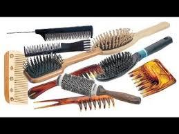 Как мыть <b>расчёски</b>? - YouTube