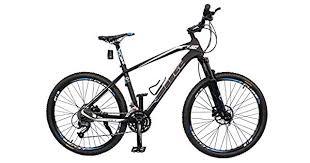 CUBE-<b>Carbon Fiber Mountain</b> Bike 27Speed Hydraulic Brake-<b>26Inch</b>