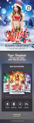 xmas flyer by stylewish graphicriver xmas flyer clubs parties events