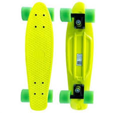 <b>Скейтборд MAXCITY PLASTIC</b> BOARD SMALL
