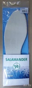 <b>Salamander Felt Insole стельки</b> для обуви из овечей шерсти ...