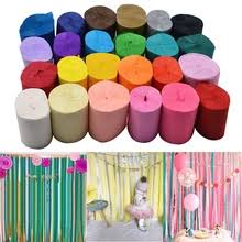 Buy <b>crepe paper</b> decor and get free shipping on AliExpress
