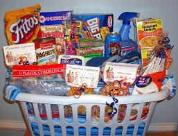 17 best ideas about dorm survival kits graduation dorm survival kit for graduating seniors i made this for my brother