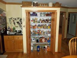 Small Kitchen Pantry Organization Kitchen How We Organized Our Small Kitchen Pantry Ideas Kitchen