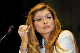 Image result for دختر رئیس جمهور ازبکستان
