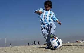 Истории футбола: как живет <b>маленький</b> Месси в Афганистане