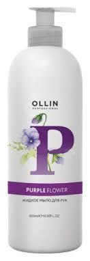 Купить <b>жидкое мыло Ollin Professional</b> Purple Flower 500 мл ...