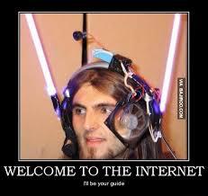 funny-welcome-internet-meme | Bajiroo.com via Relatably.com