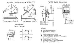 wiring diagram for illuminated toggle switch images toggle switch wiring diagram 12v led rocker switch