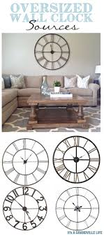 gallery stylish wall clock