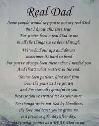 Thank you Kevin for being my dad. Without you I would've never ... via Relatably.com