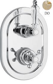<b>Встраиваемый термостат для</b> ванны на 2 выхода с девиатором ...