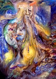 mahmoud farshchian persian painting posts the eternal journey mahmoud farshchian
