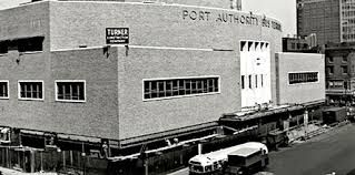 Image result for old images port authority new york