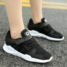 Boys Girls Fashion Casual Running Shoes Children Outdoor ...