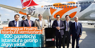 İstanbul'da final istemeyenleri THY ikna etti