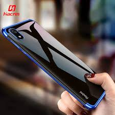 <b>Hacrin Case for Xiaomi</b> Redm 7A Case Luxury Clear Transparent ...