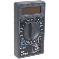 <b>Мультиметр цифровой IEK Universal</b> M830B, цена - купить в ...
