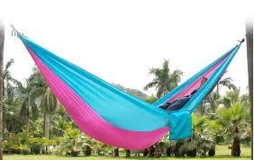 Outdoor Double Hanger Parachute Cloth Indoor Student Dormitory ...