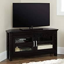 Black Corner TV Stand - Amazon.com