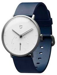 Купить <b>умные часы</b> Xiaomi <b>Mijia</b> Smart Quartz Watch (Blue) в ...