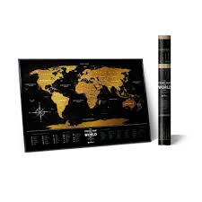 Скретч <b>карта</b> мира <b>Travel</b> Map Black World <b>1DEA</b>.<b>ME</b> ...