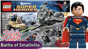 Lego DC: <b>Superman</b>: Battle of Smallville - Brickworm - YouTube