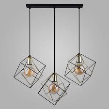 Подвесной <b>светильник</b> в стиле лофт