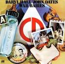 War Babies album by Daryl Hall & John Oates