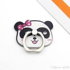 Универсальный 360 градусов милый мультфильм <b>панда</b> ...