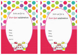 hello kitty birthday invitations net hello kitty birthday invitations birthday printable birthday invitations