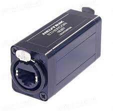 <b>NE8FF</b> - Проходной адаптер RJ-45 гнездо-гнездо EtherCON в ...