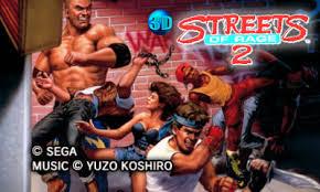 Resultado de imagen para street of rage 2 3ds