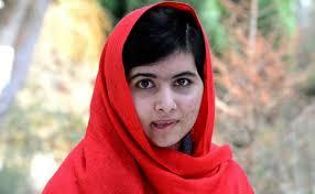 <b>Malala Yousafzai</b> reçoit ces balles en rentrant du bus de l'école par des <b>...</b> - malala_yousafzai