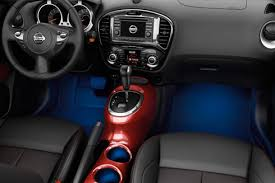 nissan factory oem 20 color interior accent lighting juke accent ambient lighting