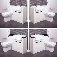 bathroom vanity combo x toilet sink combo  s l toilet sink combo