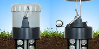 Cool Drink Fridge The Ecool In Ground Beer Cooler Uses The Earth As A Cooler Huffpost