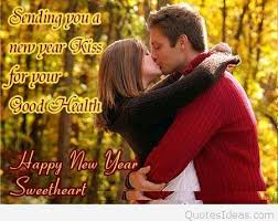 new year wishes to gf