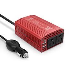 Amazon.com: BESTEK <b>300W</b> Power Inverter DC <b>12V</b> to 110V AC ...