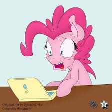pinkie exe has encountered an unexpected error by wodahseht on pinkie exe has encountered an unexpected error by wodahseht