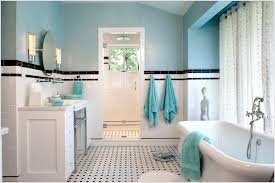 bathroom with white subway tile