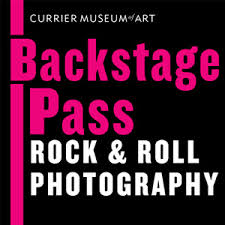 Backstage Pass: Rock & Roll Photography