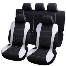 9 шт. универсальные автомобильные <b>чехлы для сидений</b> Авто ...