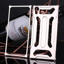 Металлический <b>Алюминиевый</b> Чехол TX для Sony Z3, <b>защитный</b> ...