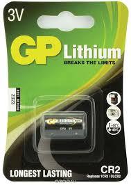 """Батарейка литиевая """"<b>GP</b> Batteries"""", тип CR2 (CR16270), 3В, 1 шт ..."""