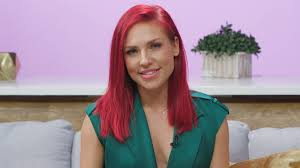 Sharna Burgess Opens Up About Finding Out She Was Cut From ...