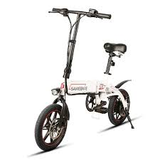 <b>Samebike YINYU14 Smart Folding</b> Bicycle... - Buy or sell something ...
