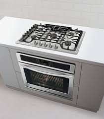 black appliance matte seamless kitchen:  frigidaire gallery series fggcqs quot built in gas cooktop